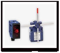 ホイスト・クレーン向け 専用設計スイッチ/センサー