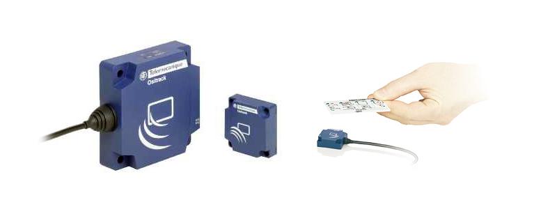RFIDシステム OsiSense XGシリーズ