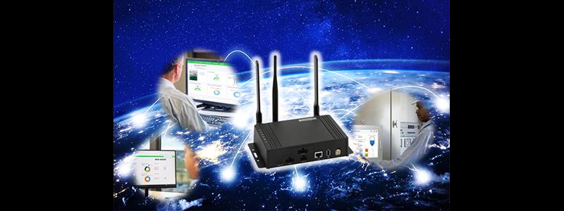Air Connect(トータル遠隔監視ソリューション)