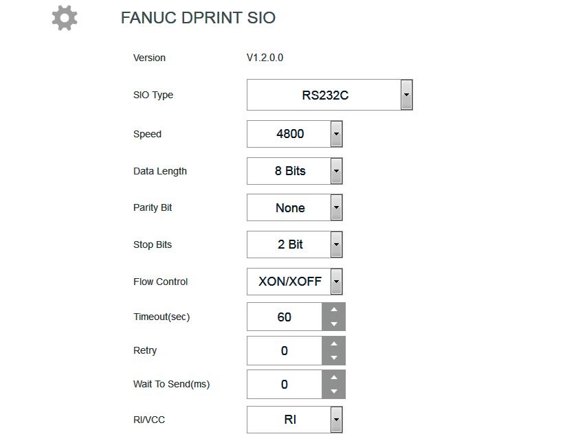 Multi-Converter for FANUC CNC